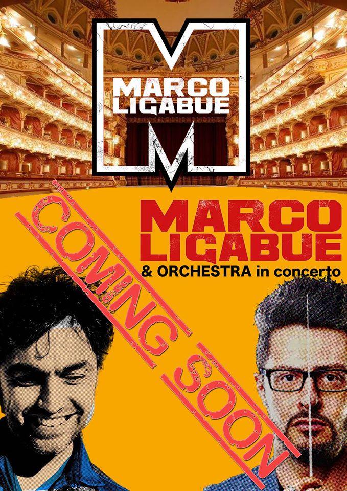 Marco Ligabue Coming Soon